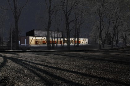 Competition - Renovation of Culturalhouse