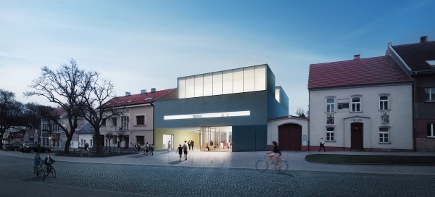 Competition - Town Library and Socialhouse /3rd place/